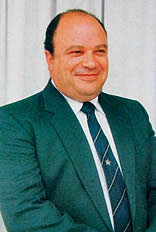 Alain Portelli, Chief Traffic Officer of Port Elizabeth in 1990